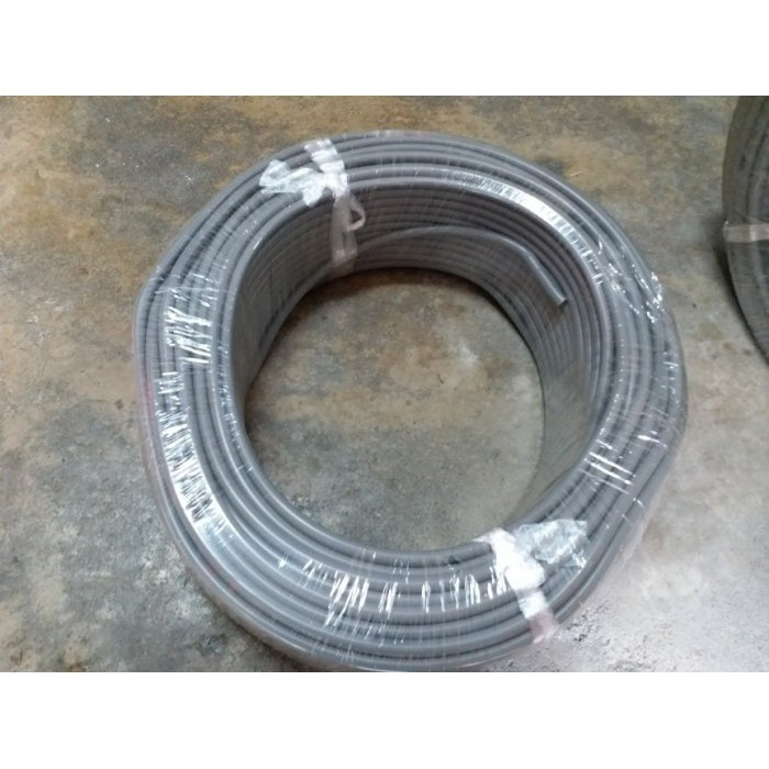電纜線 2mm平方 x 2C /3.5x2C/5.5x3C 剪裁1尺長價位 電線 台灣製造 無鉛無鎘_粗俗俗五金大賣場