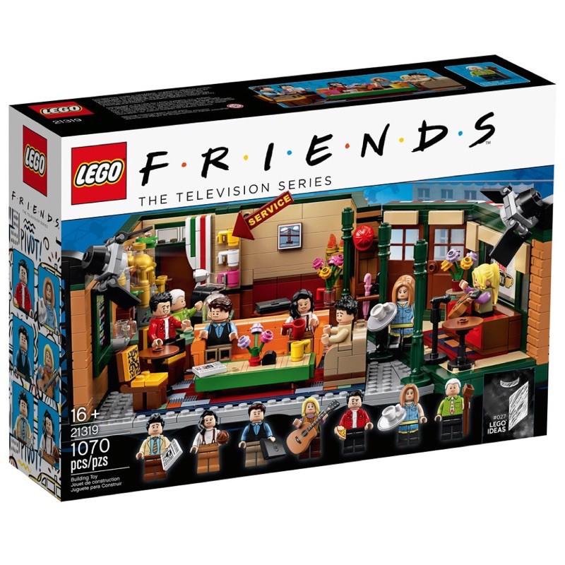 樂高 LEGO 21319 FRIENDS 六人行 Central Perk 中央公園咖啡館