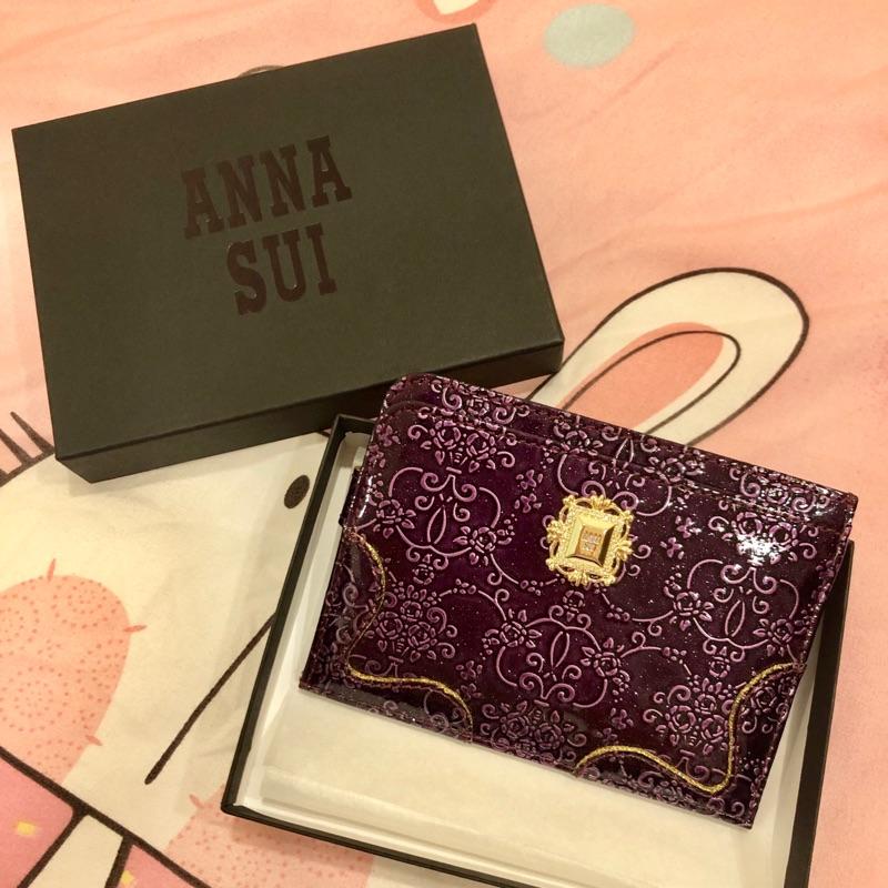 ANNA SUI卡片/名片夾