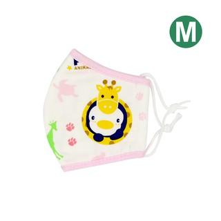PUKU藍色企鵝防護安全立體口罩 M S 號 3D三層防護兒童純棉紗布口罩 防護、防塵 高雄市