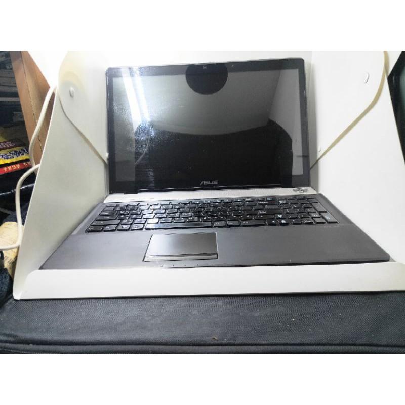 二手 中古筆電 ASUS N61v / win7 / 15.6吋 雙核獨顯