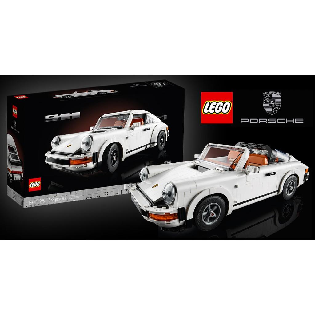 [ LEGO樂購]  10295 跑車911