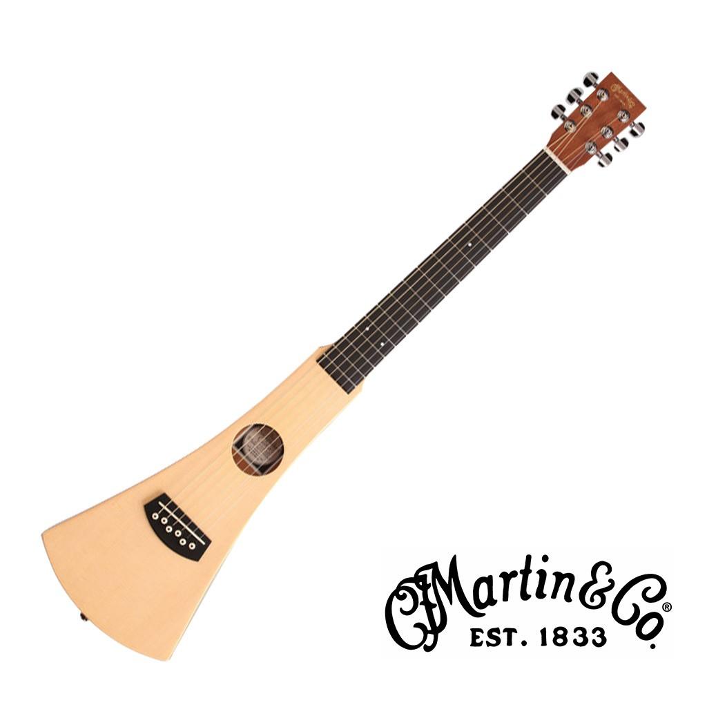 Martin旅行吉他GBPC Backpacker 旅行吉他 小吉他 民謠吉他 浩角響起 掃把琴 - 【黃石樂器】