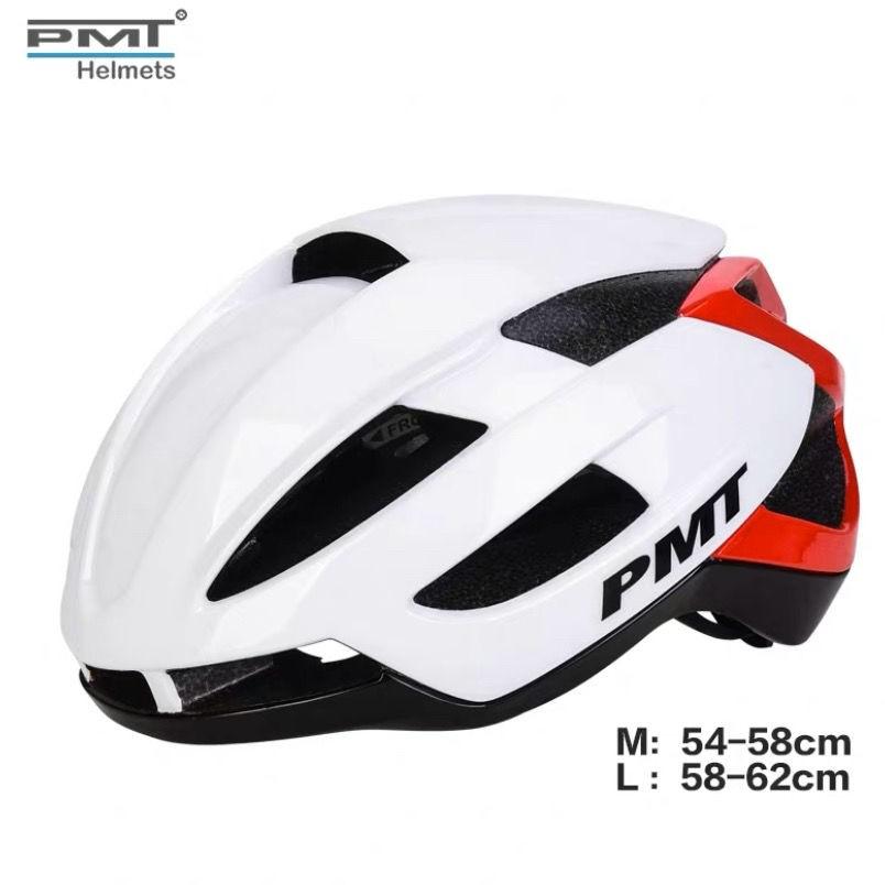 PMT騎行頭盔男公路車自行車安全帽女 氣動一體成型山地車超輕K02