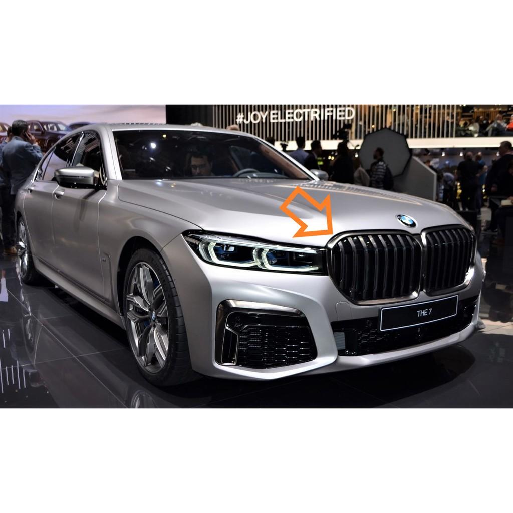 BMW原廠 G11 G12 LCI 鈰灰水箱護罩 鈰灰鼻頭 鈰灰水箱罩 730 740 750 M760