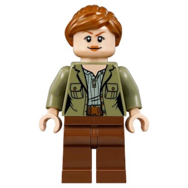 樂高 LEGO 克萊兒(jw021 75935 75929 75940)