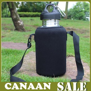 Canaan 2l /  2000ml 旅行不銹鋼茶水瓶載體保溫袋架