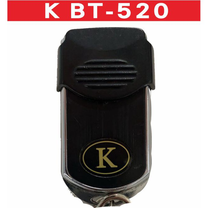 {遙控達人} K BT-520原廠遙控器 快速捲門 主機 控制盒 遙控器 格來得 3S 安進 SF17 BT-520