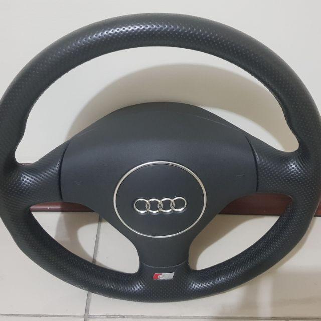 奧迪 Audi A4 S Line 手排方向盤