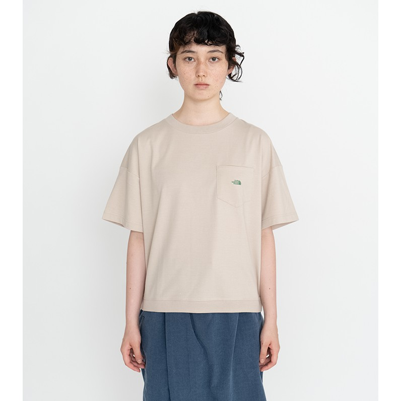 {XENO} 全新正品THE NORTH FACE High Bulky H/S Pocket Tee 紫標 短t 短袖