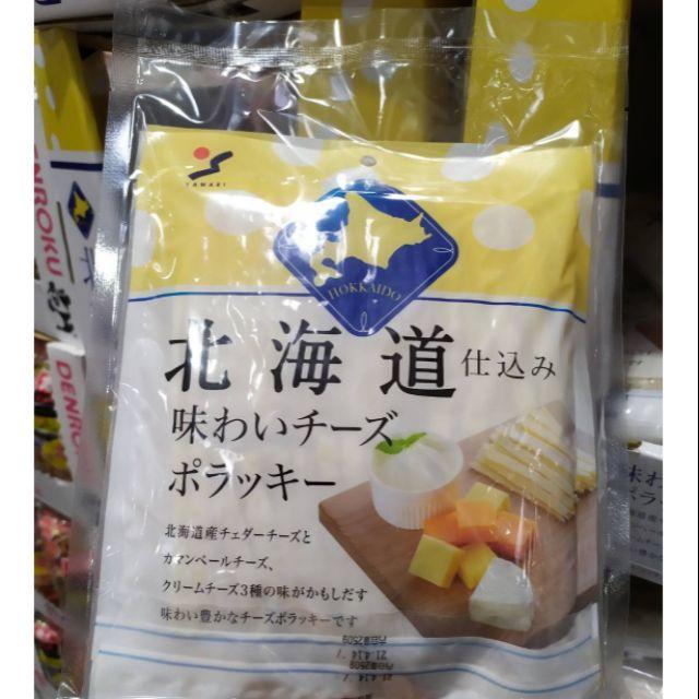 山榮 北海道鱈魚起司條250g*2包 好市多Costco