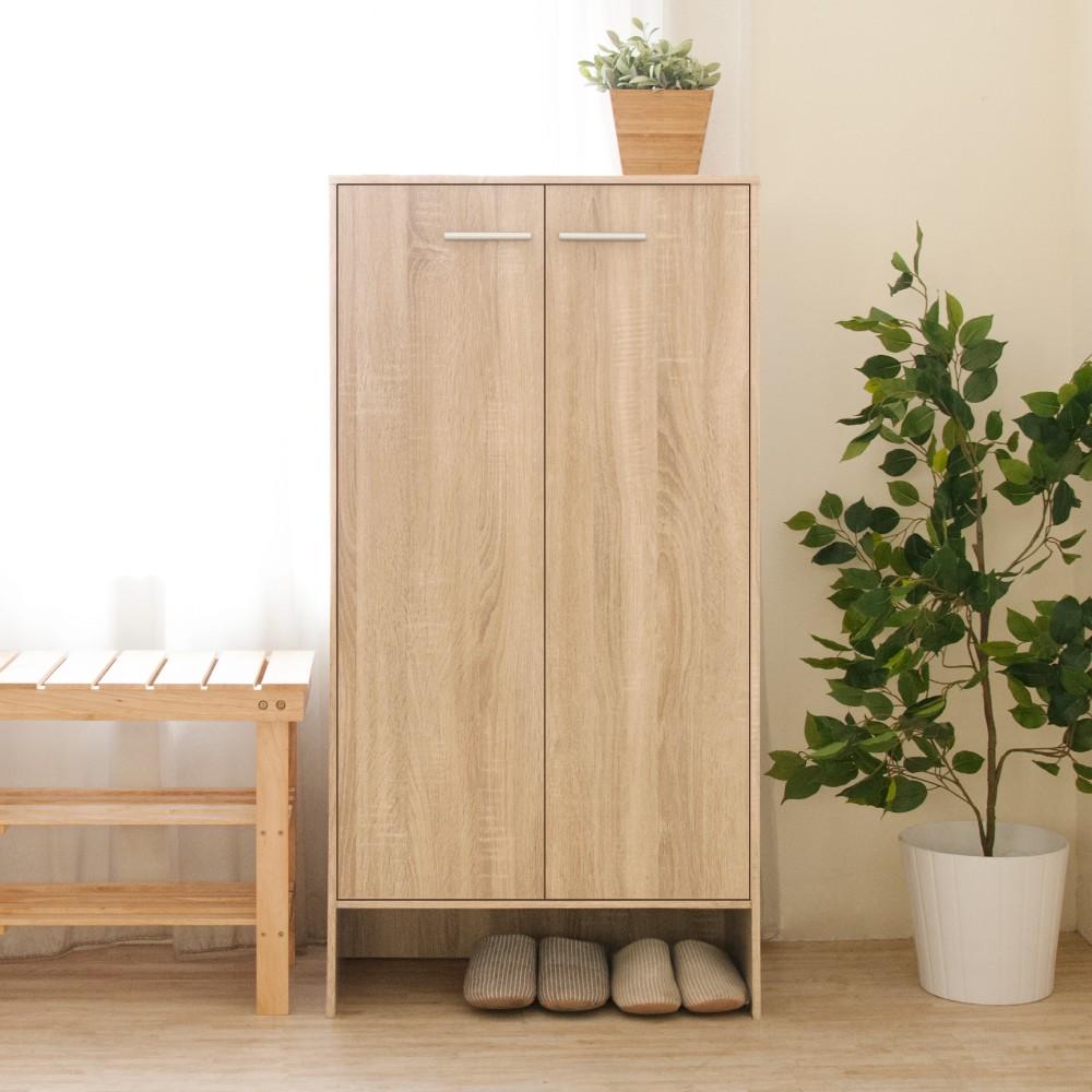 Hopma 日式雙門六層鞋櫃/收納櫃C-H2120