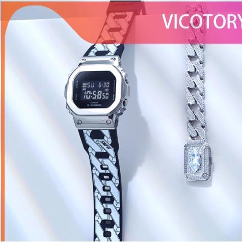 【小咪手錶】Gm-S5600 串行 4 色 GM-S5600PG-1 / GM-S5600PG-4 / G TN16