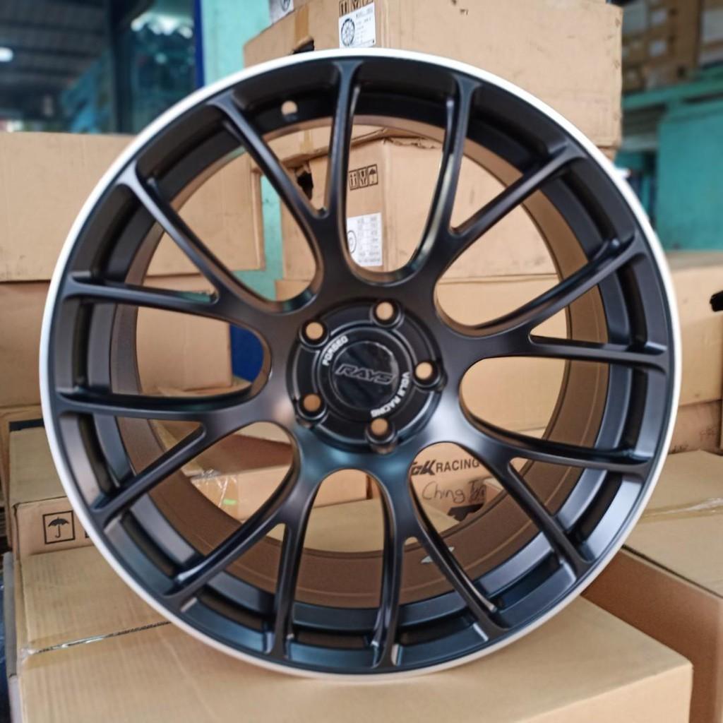 1月訂購【4本特価】全新空運 RAYS VOLK RACING G16 19寸