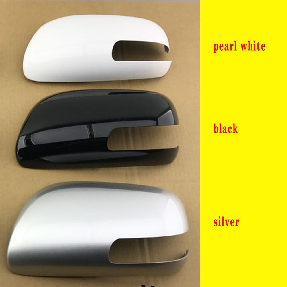 適用於第六代豐田Camry後視鏡蓋子2006-2011年豐田Camry蓋子2008-2013年豐田Vios後視鏡蓋子
