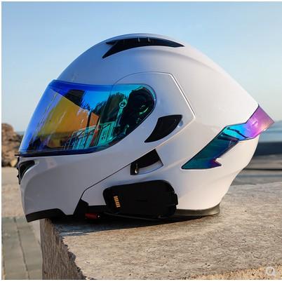 免運 Orz 安全帽 揭面盔 夏季防霧 藍牙 全盔 個性電動車 四季 頭盔