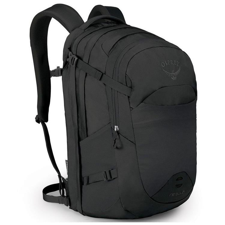 Osprey Nebula 34 後背包/電腦包/都市後背包 黑