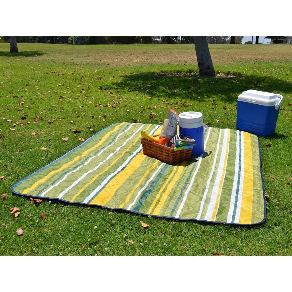 野餐墊戶外防水墊 露營outdoor地墊BLANKET沙灘海灘 草地 帳篷睡墊充氣床墊 野餐隨意墊 好市多costco