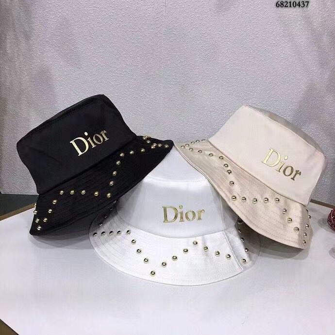 Dior迪奧2021新款漁夫帽 爆款漁夫帽 百搭透氣