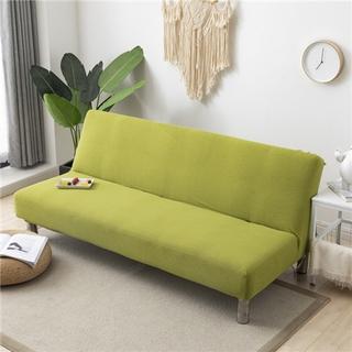 全包萬能套摺疊沙發套無扶手沙發罩全蓋佈網紅懶人通用沙發床套罩 沙發床罩 沙發床套 桃園市