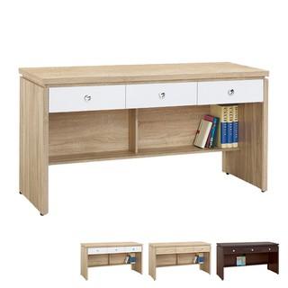 Boden-傑寶5.1尺簡約三抽書桌/ 工作桌(三色可選) 新北市
