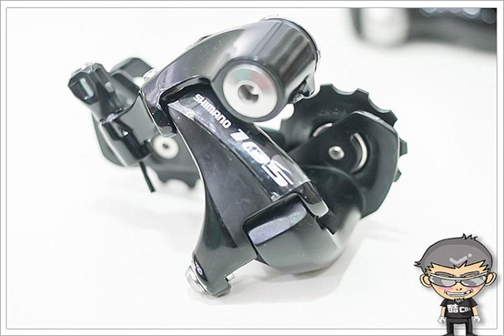 ╭◇酷榮單車◇035-235◇SHIMANO-105[RD-5800黑色]11速短腿(長腿)後變一個