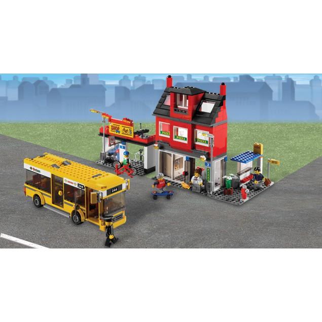 LEGO 樂高 7641 城市 City Corner 城市轉角