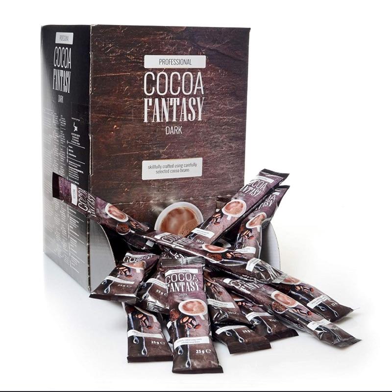 德國 Cocoa Fantasy 27%香濃可可粉 10x25g