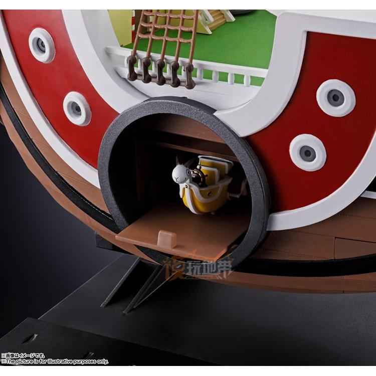 現貨 萬代 超合金 千陽號 萬里陽光號 海賊航海王 20052503