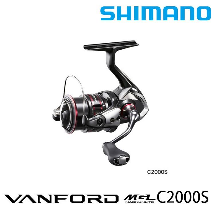 SHIMANO 20 VANFORD C2000S [漁拓釣具] [紡車捲線器]