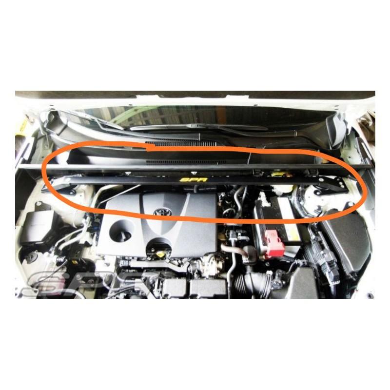 toyota rav4 5代 引擎室平衡桿 /後下防傾桿 /底盤副車架襯套/拖曳臂補強板