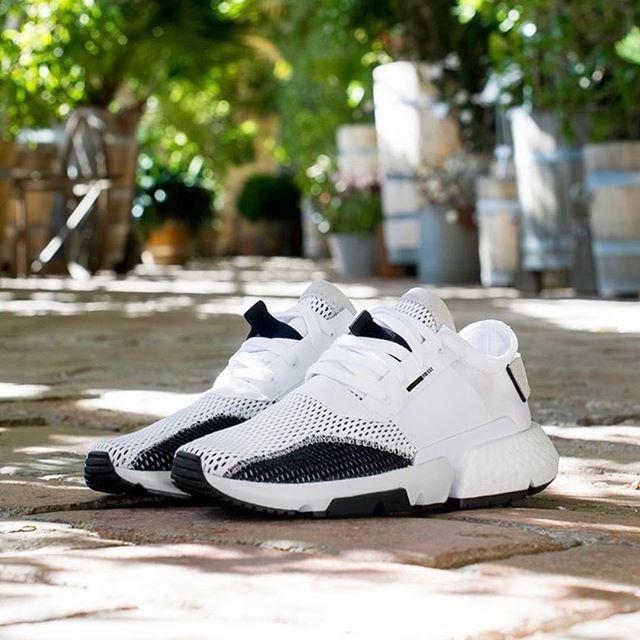 *KTQ*Adidas Originals POD S3.1 白太極 陰陽 熊貓 男鞋 DB2929
