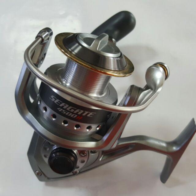 =特價=Daiwa鐵板捲線器 SEAGATE 4500H (小斑可)