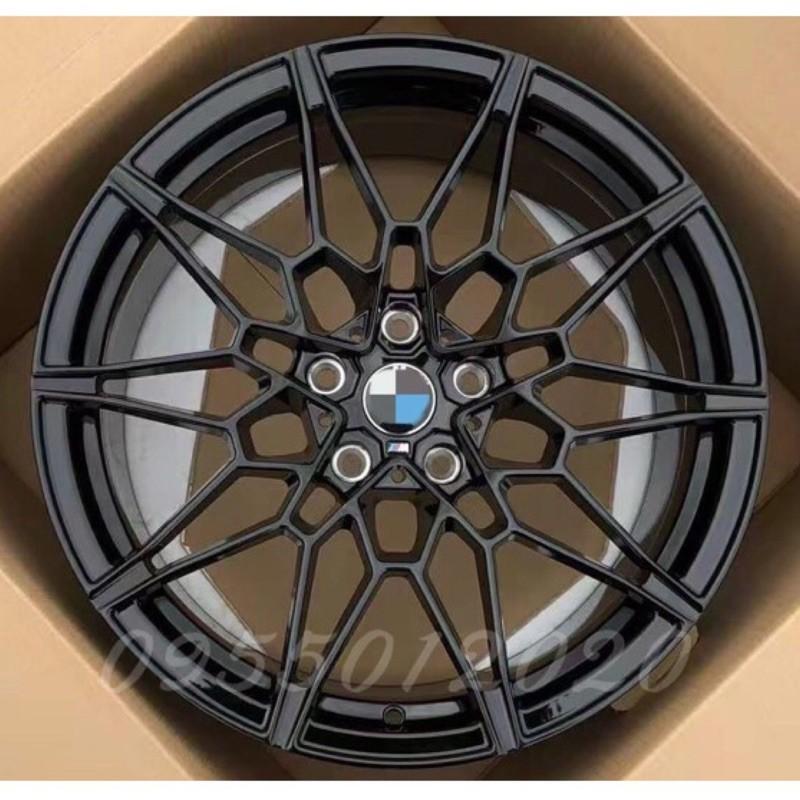全新鍛造類BMW M4式樣5孔112 19吋鋁圈20吋鋁圈F44/G20/G21/G22/G24/G30/G32/G02
