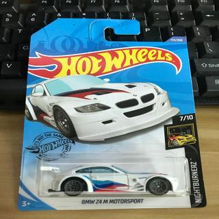 安若模型 1:64 美泰-172號Hotwheels風火輪小跑車BMW Z4 M 寶馬合金車 2020J批次 64/ 1