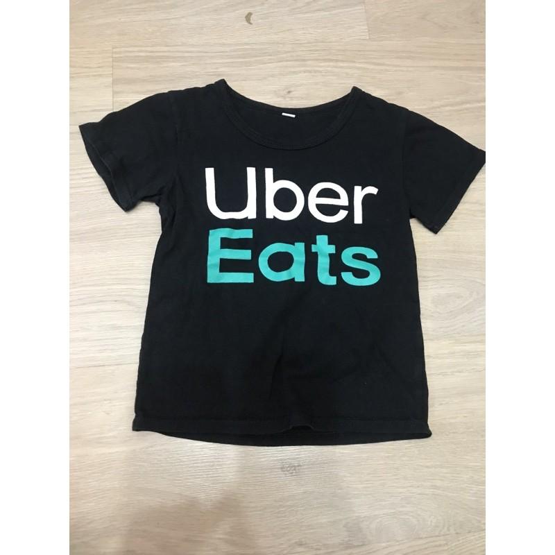 童裝Uber Eats 二手上衣短袖上衣短袖T