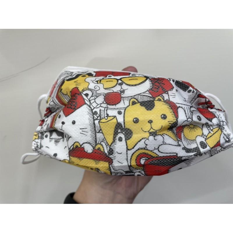 口罩 醫療口罩 醫用口罩 上好口罩 雙鋼印 MD 情侶款 福貓 台灣貓皮 發票 限定 聯名款