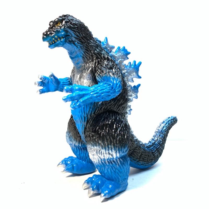 Gigabrain 黑籃銀 金剛哥 62哥 Godzilla 哥吉拉