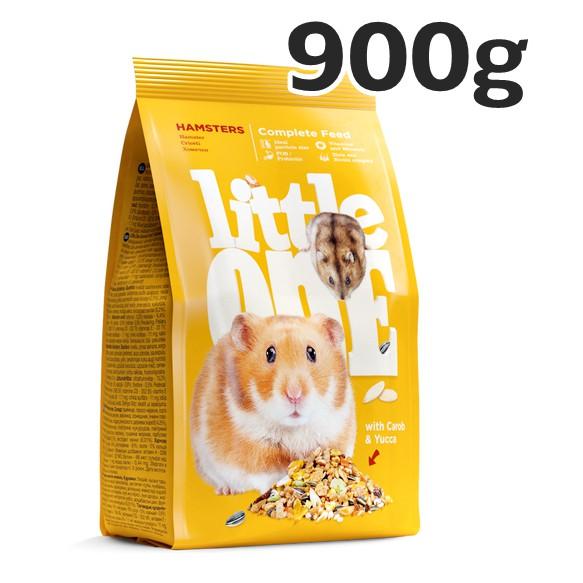 Mini Cavy♥ 德國Little One 小倉鼠飼料 900g 鼠飼料 倉鼠飼料