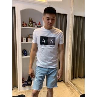 A|X 大圖Logo短袖上衣 台中市