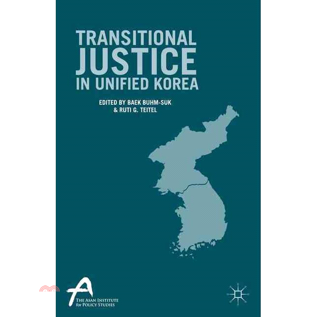 Transitional Justice in Unified Korea【三民網路書店】(精裝)[79折]