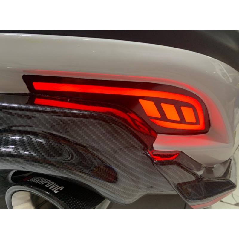 CRV5 後保桿燈 LED 保桿燈 後霧燈  專用款