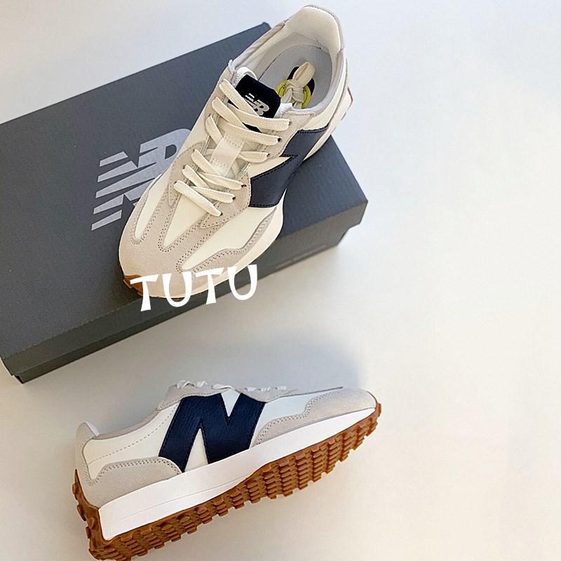 免運☀代購✈ NEW BALANCE 327 白藍 酒紅 海鹽  nb327 慢跑鞋 情侶鞋 男女鞋 WS327KB