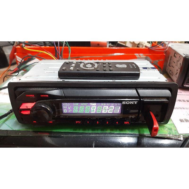 Sony  DSX-A35U 二手音響主機 USB +AUX