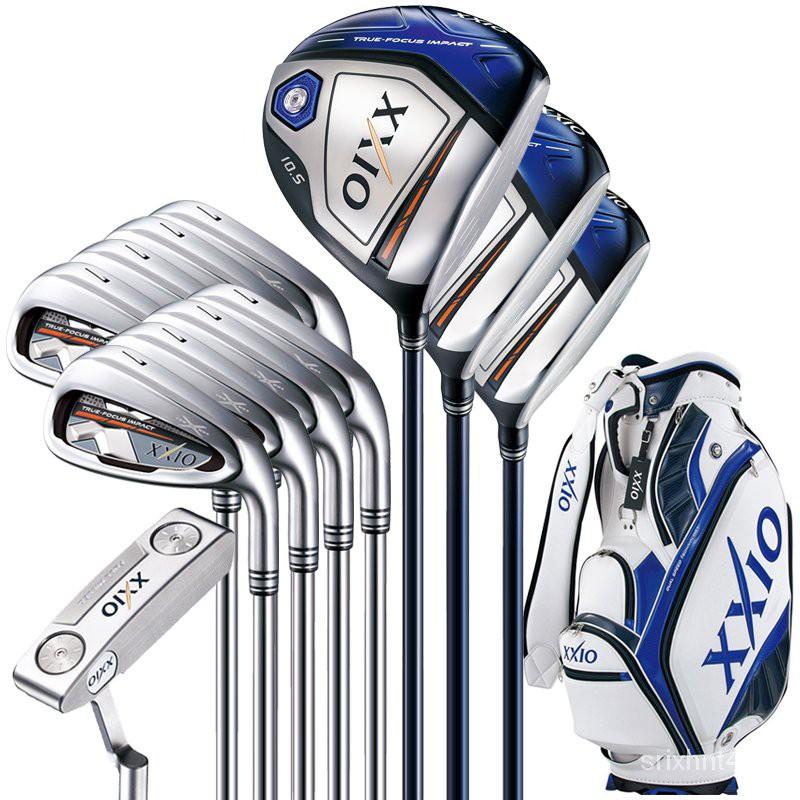 新款熱銷XXIO XX10高爾夫球桿 XX10 MP1000男士易打遠距全新套桿