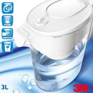 3M經典款即淨長效濾水壺WP3000 +專用濾心 3M即淨長效濾水壺專用濾心即淨長效WP3000濾心 臺中市