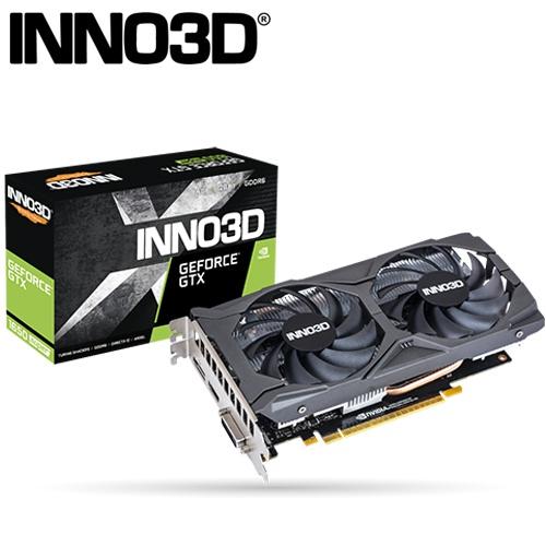 INNO3D GTX1650 SUPER 4GB GDDR6 TWIN X2 OC GTX 1650 SUPER