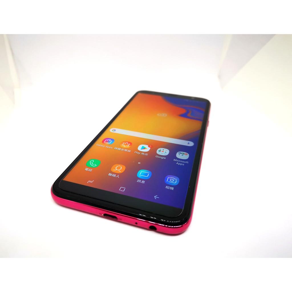 優質二手機 三星 J4+ 紅 9成新