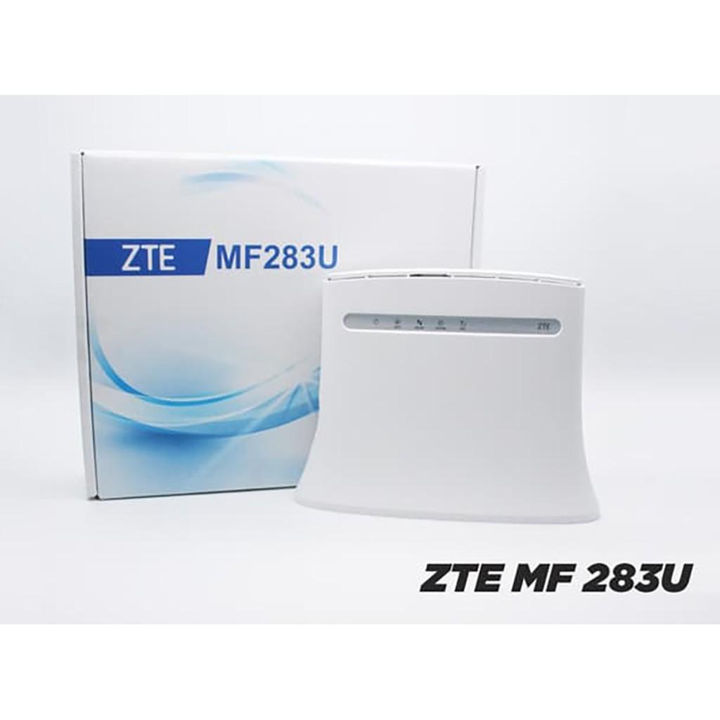全新 中興 ZTE MF283 無線路由器 4G 行動網路 WiFi分享器 ( b315s-607 MF283U