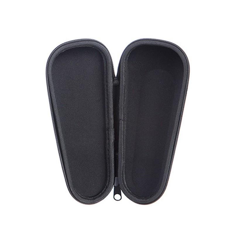 【xjw】適用 小米體溫計收納包米傢iHealth額溫槍保護盒耳溫槍套殼便攜袋